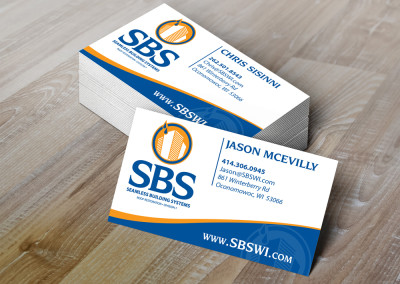 SBS Business Cards