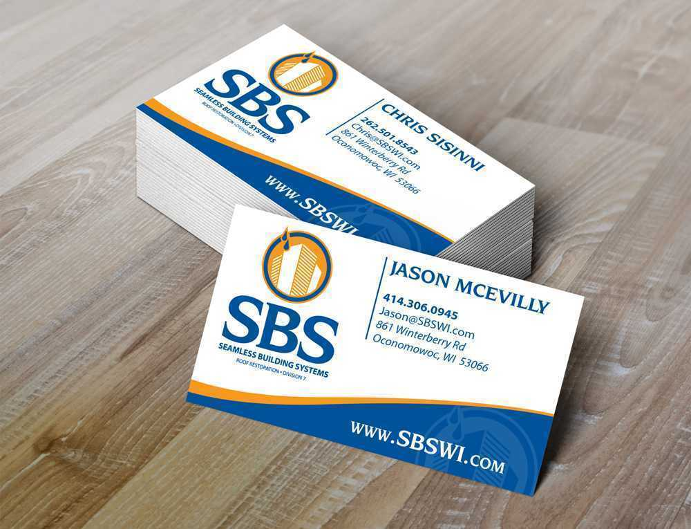 SBS - Seamless Building Solutions - RSPR Marketing + Communications