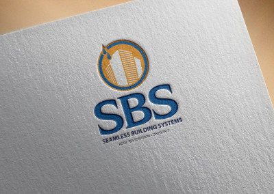 SBS logo mock-up
