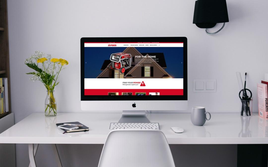 A-iPower Website